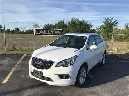 2017 Buick Envision Premium I (Stk: R02648) in Tilbury - Image 1 of 22