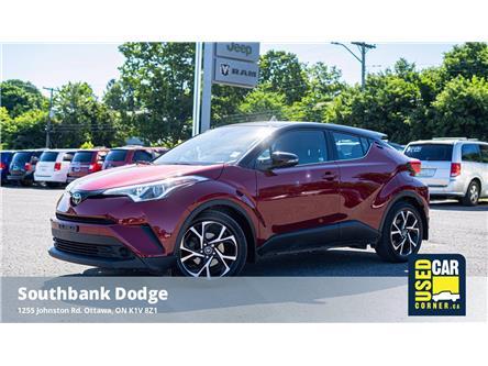 2019 Toyota C-HR Base (Stk: 2103333) in OTTAWA - Image 1 of 21
