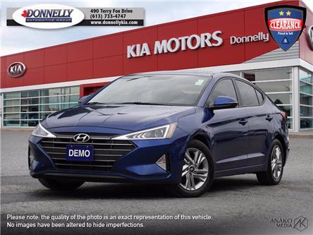 2019 Hyundai Elantra Preferred (Stk: KU2544) in Kanata - Image 1 of 27