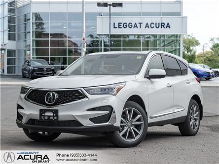 2021 Acura RDX Elite (Stk: 21068) in Burlington - Image 1 of 25