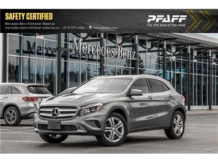 2016 Mercedes-Benz GLA-Class Base (Stk: K4337A) in Kitchener - Image 1 of 19