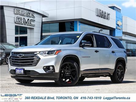 2018 Chevrolet Traverse Premier (Stk: 125889A) in Etobicoke - Image 1 of 28