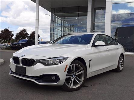 2018 BMW 430i xDrive Gran Coupe (Stk: P9936) in Gloucester - Image 1 of 27