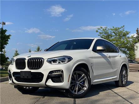 2020 BMW X4 M40i (Stk: P1825) in Barrie - Image 1 of 17
