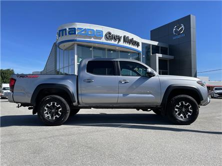 2019 Toyota Tacoma  (Stk: 03434P) in Owen Sound - Image 1 of 19