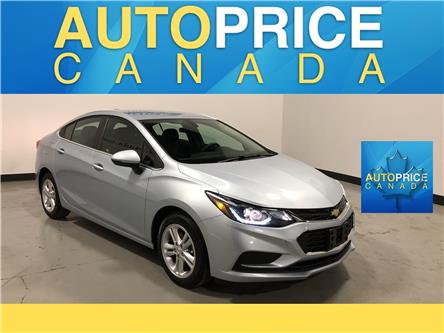 2018 Chevrolet Cruze LT Auto (Stk: A2132A) in Mississauga - Image 1 of 26