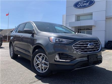 2021 Ford Edge SEL (Stk: 021147) in Parry Sound - Image 1 of 22