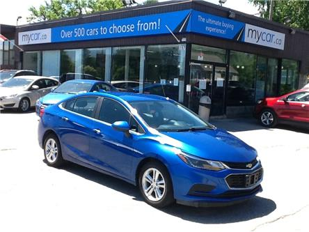 2016 Chevrolet Cruze LT Auto (Stk: 210528) in North Bay - Image 1 of 21