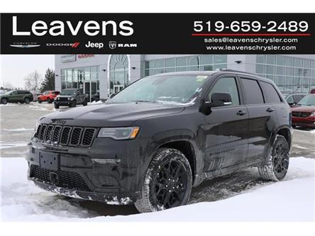 2021 Jeep Grand Cherokee Limited (Stk: LC21195) in London - Image 1 of 24