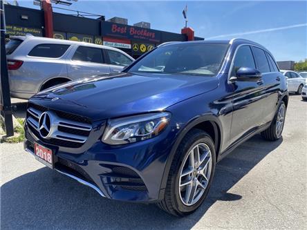 2018 Mercedes-Benz GLC 300 Base (Stk: 034325) in Toronto - Image 1 of 21