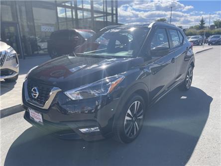 2019 Nissan Kicks SR (Stk: C21030A) in Kamloops - Image 1 of 21