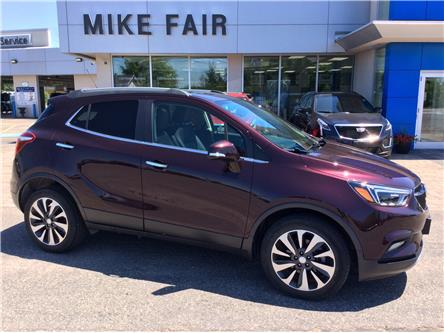 2018 Buick Encore Essence (Stk: 21236A) in Smiths Falls - Image 1 of 16