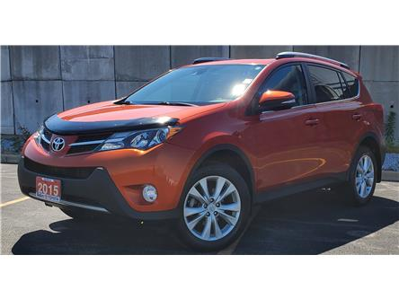 2015 Toyota RAV4 Limited (Stk: 61436A) in Sarnia - Image 1 of 15