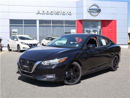 2021 Nissan Sentra SR (Stk: A21040) in Abbotsford - Image 1 of 29