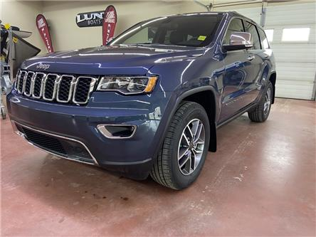 2021 Jeep Grand Cherokee Limited (Stk: T21-122) in Nipawin - Image 1 of 21