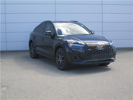 2021 Audi Q5 45 Technik (Stk: 210220) in Regina - Image 1 of 22
