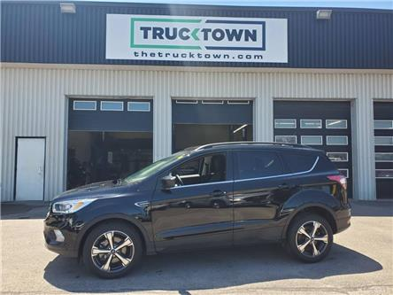 2018 Ford Escape SEL (Stk: T0447) in Smiths Falls - Image 1 of 22