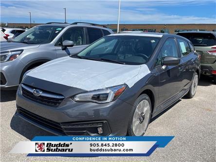 2021 Subaru Impreza Sport (Stk: I21023) in Oakville - Image 1 of 5