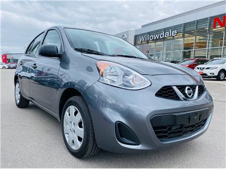 2019 Nissan Micra S (Stk: C35714A) in Thornhill - Image 1 of 18