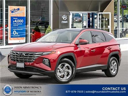 2022 Hyundai Tucson Preferred (Stk: 122-031) in Huntsville - Image 1 of 23
