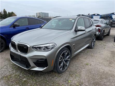 2020 BMW X3 M  (Stk: N38983) in Markham - Image 1 of 5
