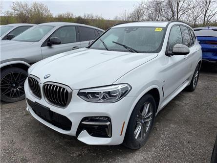2021 BMW X3 M40i (Stk: N39931) in Markham - Image 1 of 5