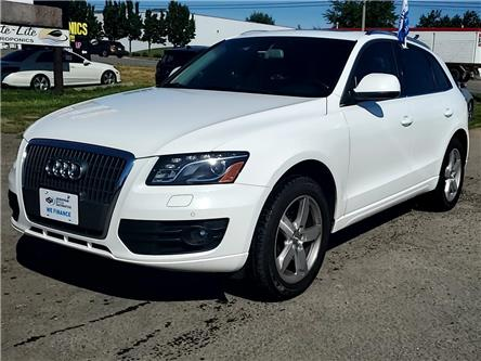 2012 Audi Q5 2.0T Premium Plus (Stk: A011180) in Kitchener - Image 1 of 25