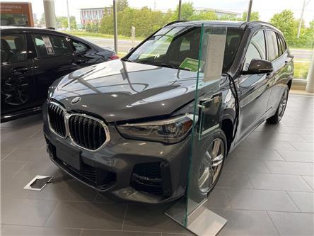 2021 BMW X1 xDrive28i (Stk: N40128) in Markham - Image 1 of 5