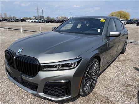 2021 BMW 745Le xDrive (Stk: N40178) in Markham - Image 1 of 5