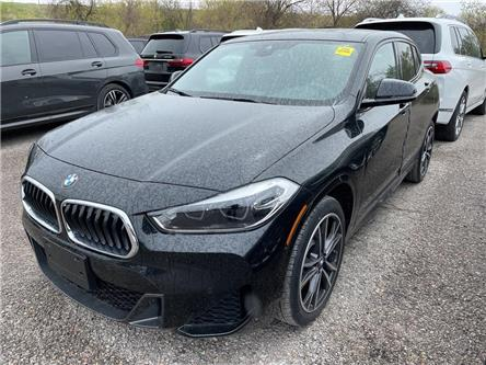 2021 BMW X2 xDrive28i (Stk: N40018) in Markham - Image 1 of 5