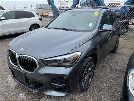 2021 BMW X1 xDrive28i (Stk: N40024) in Markham - Image 1 of 5