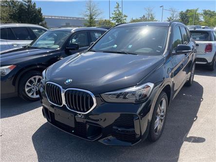 2021 BMW X1 xDrive28i (Stk: N40680) in Markham - Image 1 of 5