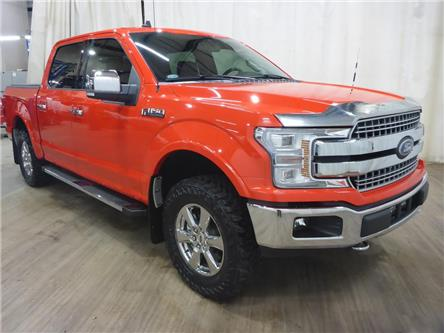 2019 Ford F-150 Lariat (Stk: 21041967) in Calgary - Image 1 of 30