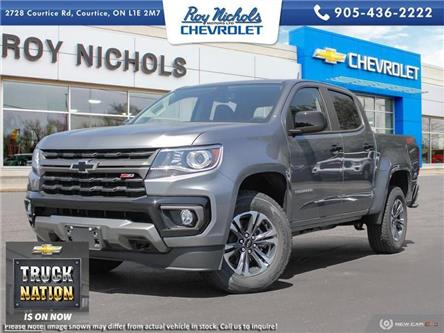 2021 Chevrolet Colorado Z71 (Stk: 73740) in Courtice - Image 1 of 23