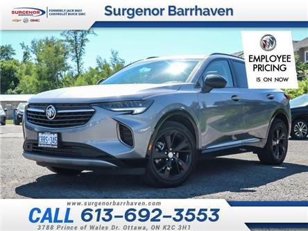 2021 Buick Envision Preferred (Stk: 210286) in Ottawa - Image 1 of 21