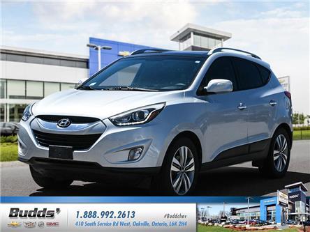 2015 Hyundai Tucson Limited (Stk: EQ1001PA) in Oakville - Image 1 of 25