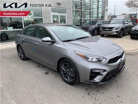 2021 Kia Forte EX Premium (Stk: 2111618) in Toronto - Image 1 of 8
