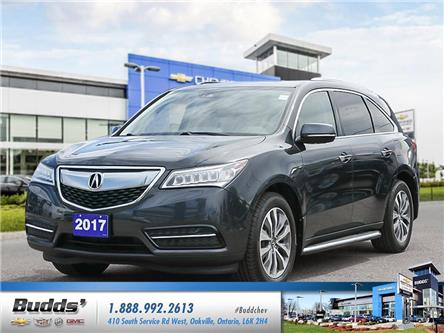 2016 Acura MDX Technology Package (Stk: ES1010AA) in Oakville - Image 1 of 25