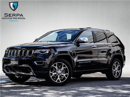 2020 Jeep Grand Cherokee Limited (Stk: P9351) in Toronto - Image 1 of 27
