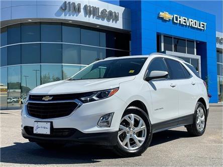 2020 Chevrolet Equinox LT (Stk: 6639) in Orillia - Image 1 of 20