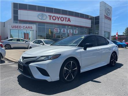 2019 Toyota Camry XSE (Stk: VH108A) in Niagara Falls - Image 1 of 25