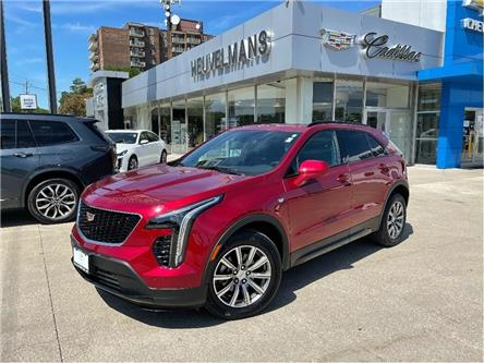 2019 Cadillac XT4 Sport (Stk: M083A) in Chatham - Image 1 of 21