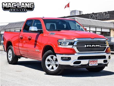 2020 RAM 1500 Laramie (Stk: P2731) in Orillia - Image 1 of 29