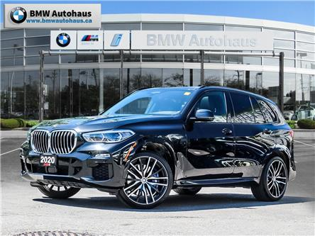 2020 BMW X5 xDrive40i (Stk: P10495) in Thornhill - Image 1 of 38