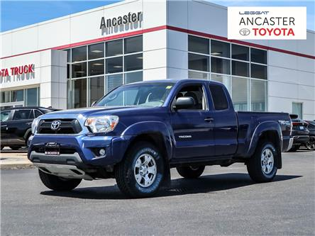 2014 Toyota Tacoma Base V6 (Stk: 4184A) in Ancaster - Image 1 of 3