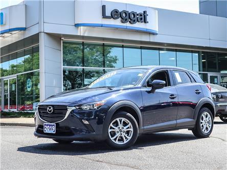 2019 Mazda CX-3 GS (Stk: 2547LT) in Burlington - Image 1 of 24