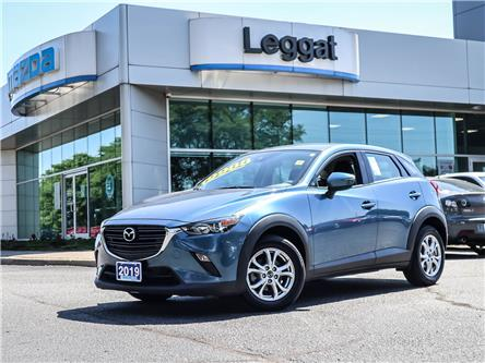 2019 Mazda CX-3 GS (Stk: 2552LT) in Burlington - Image 1 of 25