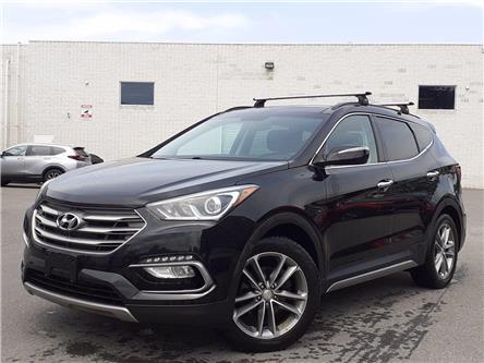 2017 Hyundai Santa Fe Sport 2.0T Limited (Stk: 17-P6221) in Ottawa - Image 1 of 26