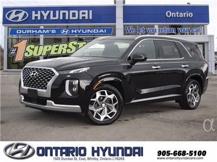 2021 Hyundai Palisade Ultimate Calligraphy (Stk: 322603) in Whitby - Image 1 of 22