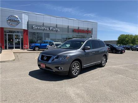 2016 Nissan Pathfinder SL (Stk: 21-115A) in Smiths Falls - Image 1 of 19